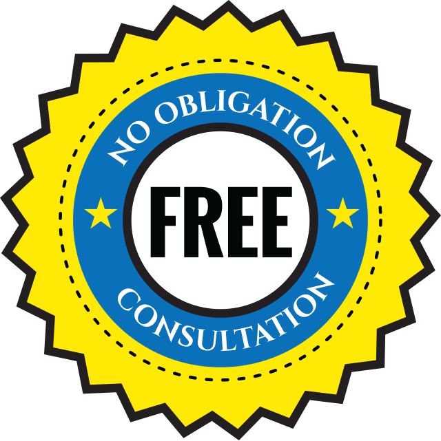 Sell My House No Obligation Consultation Badge